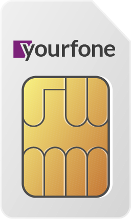 yourfone LTE 10 + 10 GB