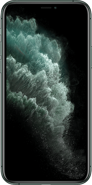 PremiumSIM LTE XL + Apple iPhone 11 Pro Max 512GB Nachtgrün – 71,99 EUR monatlich
