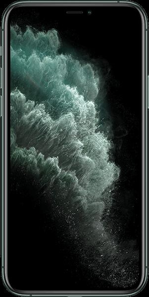 PremiumSIM LTE XL + Apple iPhone 11 Pro Max 256GB Nachtgrün – 62,99 EUR monatlich