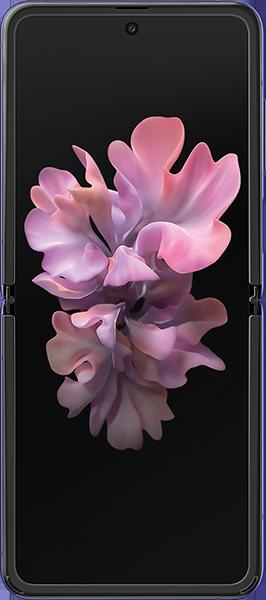 PremiumSIM LTE XL + Samsung Galaxy Z Flip Mirror Purple – 66,99 EUR monatlich