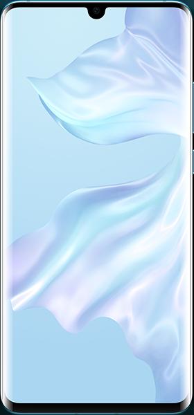 PremiumSIM LTE XL + HUAWEI P30 Pro 128GB Breathing Crystal – 35,99 EUR monatlich