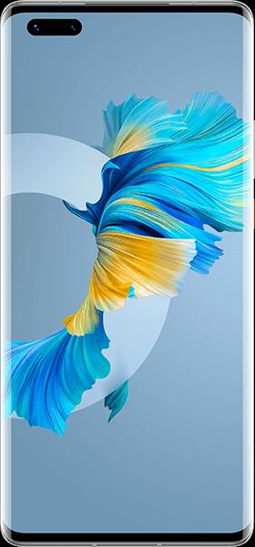 PremiumSIM LTE XL + HUAWEI Mate40 Pro Silver – 49,99 EUR monatlich