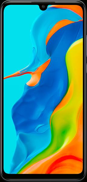 PremiumSIM LTE XL + HUAWEI P30 lite New Edition Midnight Black – 25,99 EUR monatlich