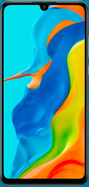 PremiumSIM LTE XL + HUAWEI P30 lite New Edition Peacock Blue – 25,99 EUR monatlich